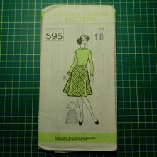 Sunday People 595 long sleeved dress